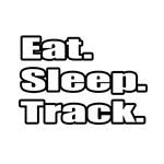 Eat. Sleep. Track.