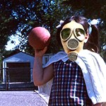 Play Ball gas mask