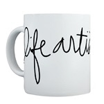 Life Artist Mugs