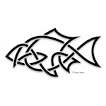 Carp Celtic design