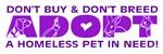 Purple Adopt