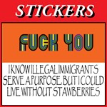 tacky stickers