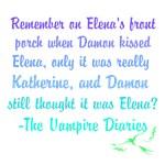 Kiss on Elena's Porch, cool hues
