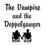 Vampire and Doppelganger, black