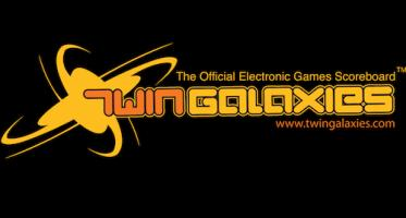 Twin Galaxies Logo Dark Clothing
