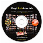 Magic Trick Tutorials CD