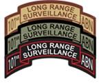 101st ABN LRS Scrolls- All Colors