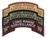 194th INF LRS Scrolls- All Colors