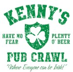 Kenny's Irish Pub Crawl
