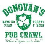 Donovan's Irish Pub Crawl
