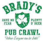 Brady's Irish Pub Crawl