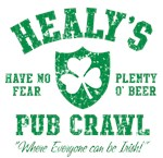 Healy's Irish Pub Crawl