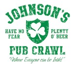 Johnson's Irish Pub Crawl