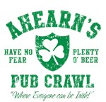 Ahearn's Irish Pub Crawl