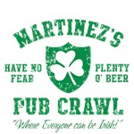 Martinez's Irish Pub Crawl