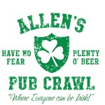 Allen's Irish Pub Crawl