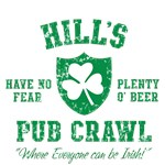 Hill's Irish Pub Crawl