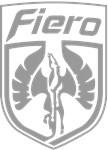 Fiero Logo Grey