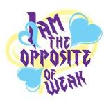 Opposite of weak