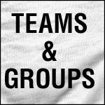 Teams & Groups