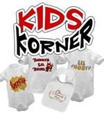 Kids Korner t-shirts
