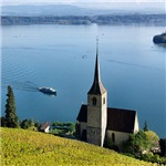 Lake Of Biel Switzerland