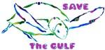 Sea Turtles Save the Gulf Designs