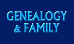 GENEALOGY T-Shirts & Items