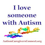 I love someone with autism auto