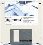 Internet on a disk
