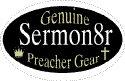 Sermon8r Preacher Gear