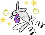 Hopping Bunny 2