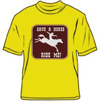 Save a horse ride a Cowboy