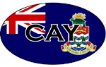 Cayman Island stickers