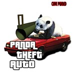 GTA- Panda Theft Auto