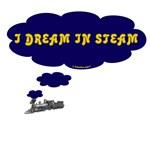 I Dream In Steam