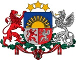 Latvia Coat of Arms