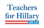 Teachers for Hillary 2016