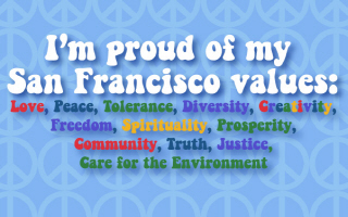 San Francisco Values