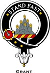 Grant Clan Crest Badge