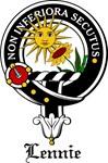 Lennie Clan Crest / Lennie Clan Badge