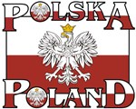 Polska Flag / Poland Coat of Arms