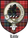 Little Clan Badge / Crest / Tartan
