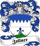 Zollner Coat of Arms / Zollner Family Crest