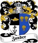 Zander Coat of Arms