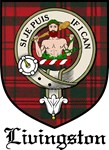 Livingston Clan Crest Tartan