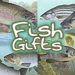 Fishing Gifts & Fish Illustrations