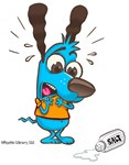 Superstitious Doggy - Spilt Salt