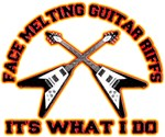 FACE MELTING GIBSON FLYING V
