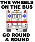 Ambulance Wheels Go Round